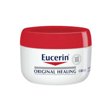Eucerin Original Healing Soothing Repair Creme, 4oz Each