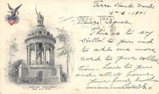 HERMANN MONUMENT New Ulm, Minnesota Private Mailing Card 1901 Vintage Postcard