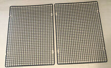 "2 Pack Cooling Racks Baking Rack  Non-Stick 14.5 x 20"" EUC"