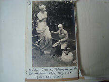 MAHLON COOPER THE MAN WHO OWN'D A STATUE VERY RARE SIGNED WITH ADDITIONAL PHOTOS