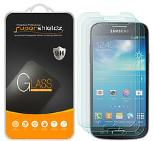 3X Supershieldz Samsung Galaxy S4 Tempered Glass Screen Protector Saver