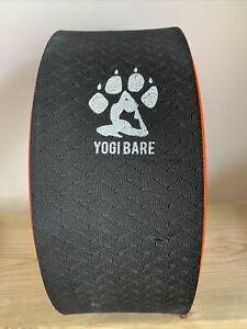 Yogi-Bare Yoga Wheel Red And Black