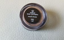 BareMinerals Sand Stone (Golden Beige) Eyecolor/Eyeshadow 0.28g Travel Size New