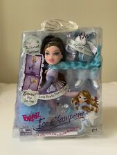 Bratz Ice Champions Dana Doll Mini Ice Skating Rink Winter Gear, Rare Nib