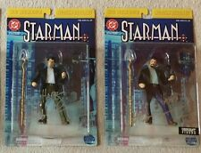 JACK KNIGHT STARMAN Figures VARIANT DC Direct signed TONY HARRIS JAMES ROBINSON