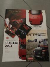 1:18 1:24 1:43 1:64 KYOSHO Lotto 6 Cataloghi Brochure Automodelli lim Edition