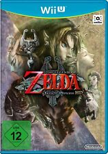 Legend of Zelda - Twilight Princess HD Nintendo Wii U Wii U NUEVO + emb.orig