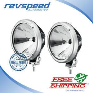 HELLA 2x Rallye 3003 Compact Spot Lights 172mm ECE Ref. 37.5 1F3 010 119-011