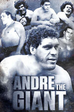 ANDRE THE GIANT Classic 1980s Retro WWE WWF Wrestling POSTER
