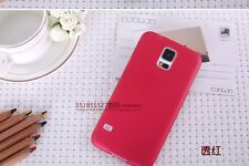 galaxy s5 case(ultrathin only 3MM)red