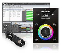 STICK DE3 Plus Black BD Sunlite DMX USB Interface Controller by Nicolaudie - OEM