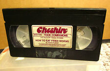 HOW TO EAT FRIED WORMS animation Thomas Rockwell cartoon adaptation VHS