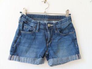 Mädchen Jeans-Shorts, H&M, Gr. 140
