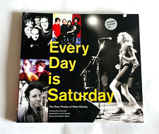 Every Day is Saturday The Rock Photos of Peter Ellenby Photo Book 2006 w/Cd (r)