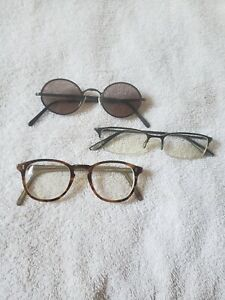 Oliver Peoples Eyeglasses 3 pairs