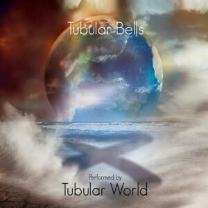 TUBULAR WORLD - TUBULAR BELLS FEAT ROBERT REED  SEALED 2 CD DIGIPAK 2021 VERSION