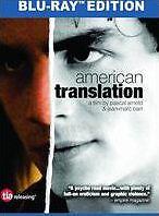 AMERICAN TRANSLATION (Pierre Perrier) - BLU RAY - Region Free - Sealed