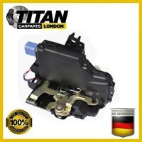 For VW Polo 9N Caddy Iii Door Lock Mechanism Rear Left Side OE 3B4839015AG Fits
