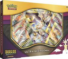 Pokémon POK80416 TCG Dragon Majesty Collection-ultra Necrozma-gx