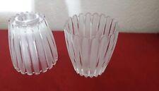 Lampenschirm Bleikristall, Glas  Ersatz Kronleuchter/Lampe (12)