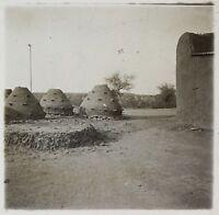 Africa Case Foto NF15 Placca Da Lente Stereo Vintage Ca 1910