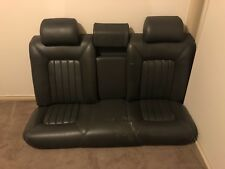 Volvo S90 Royal Sedan Rear Seat - RARE!