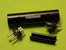 Male XLR to Male XLR Adaptor Plug, Alcatel, DIY, NEW