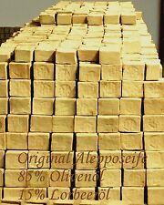 1000g  Original  Alepposeife, 85% Olivenöl+15% Lorbeeröl, ( 100gr/ 1,75€ ) Neu