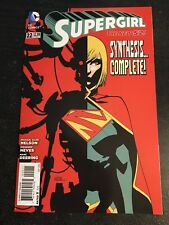 Supergirl#22 Incredibld Condition 8.5(2013) Neves Art!!