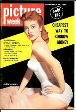 PICTURE WEEK PINUP MAGAZINE MAY 1959 * JACKIE LOUGHERY * DIANE HINGLEY * NICE!
