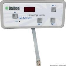 Balboa Topside Control - Duplex Digital (2-Jet, No-Blwr) - 51248
