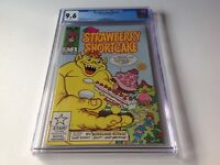 STRAWBERRY SHORTCAKE 2 CGC 9.6 WHITE PAGES GOBBLING GOBLIN STAR MARVEL COMICS
