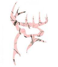 Pink Camo Buck Commander sticker