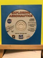 Pre-owned ~ Exploring Aeronautics NASA EC-1998-03-002-ARC Software Disc CD-ROM
