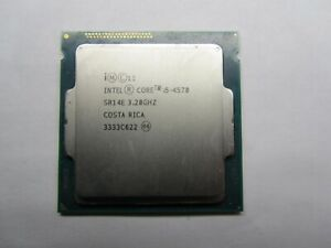 Intel Core i5-4570 3.2GHz/6MB Quad-Core 4th Gen. Processor  LGA 1150/Socket H3