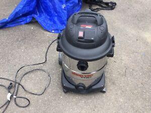 Shop-Vac Pro Wet & Dry Commercial Vacuum 87745-56    Ref 08/21