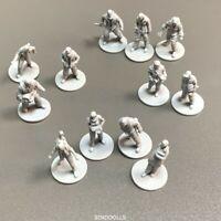 Lot 12 mini FIGURE For Dungeons & Dragon D&D Nolzur's Marvelous Miniatures