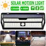 30-132 LED Solar PIR Motion Sensor Wall Lamp Waterproof Garden Security Light US