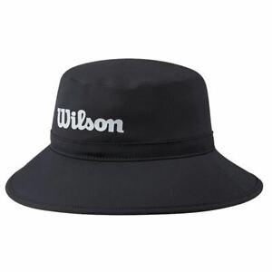 Wilson Staff Golf Mens Rain Hat Waterproof Golf Bucket Hat