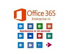 Microsoft Officè365 2019 Professional Plus 5 PC Win-Mac a Licenza a Vita✅
