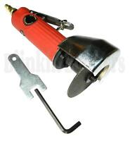 """PROFESSIONAL 3"""" 75MM AIR POWERED CUT OFF ANGLE GRINDER TOOL SAW CUTTER AND DISC"""