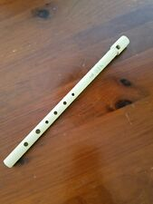 LEQUIN Hand Made Irish Penny Tin Whistle. New. Key of D. Nice sound.