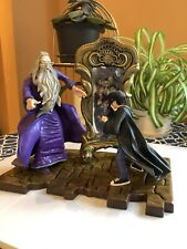 Harry Potter And Wizard 8' Tall Statue (Warner Bros, 2000) Rare