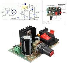 LM317 AC/DC Réglable Régulateur De Tension Alimentation Module Step-down Switch