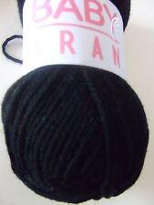 5 X 100g Balls of Hayfield Baby Aran Wool/yarn for Knitting/crochet Pale Blue 438