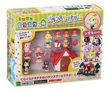 Epoch Animal Crossing  New Leaf  Balance World Game Ishizue Set New Japan Import