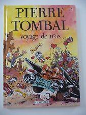 BD PIERRE TOMBAL N°9