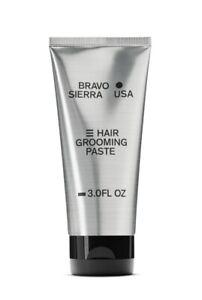 Bravo Sierra Hair Grooming PasteAll Natural (2)Military Grade 3 OZ