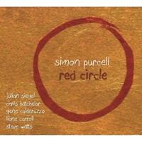 Purcell SIMON - Rojo Circle NUEVO CD
