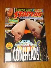 September Starlog Sci-Fi Magazines